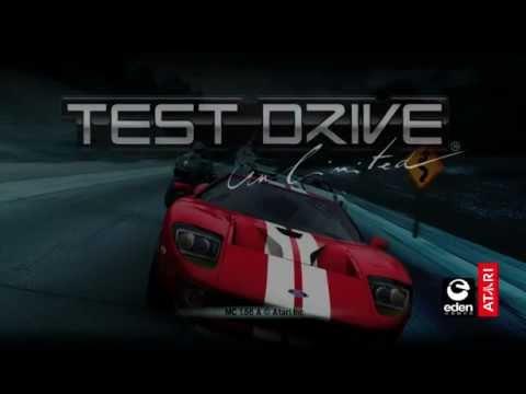 Активация Test Drive Unlimited