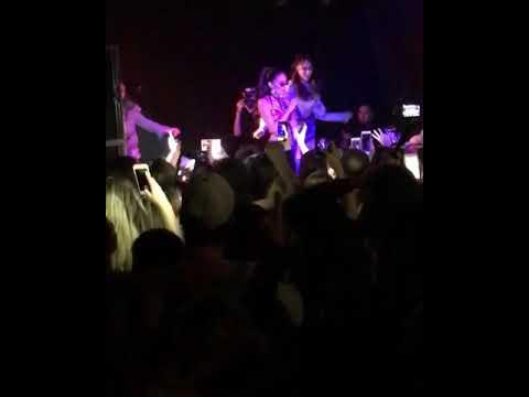 Pia Mia performing I'm a fan live for Australia