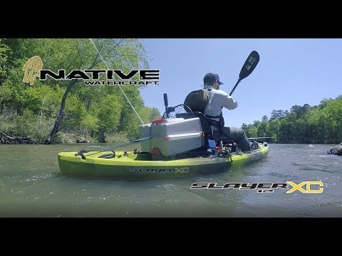 Native Titan Propel Kayak Test Overview | CRAZY RESULTS