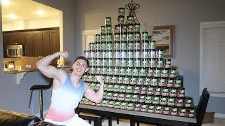 BUILDING THE TALLEST GAMMA TOWER EVER!!