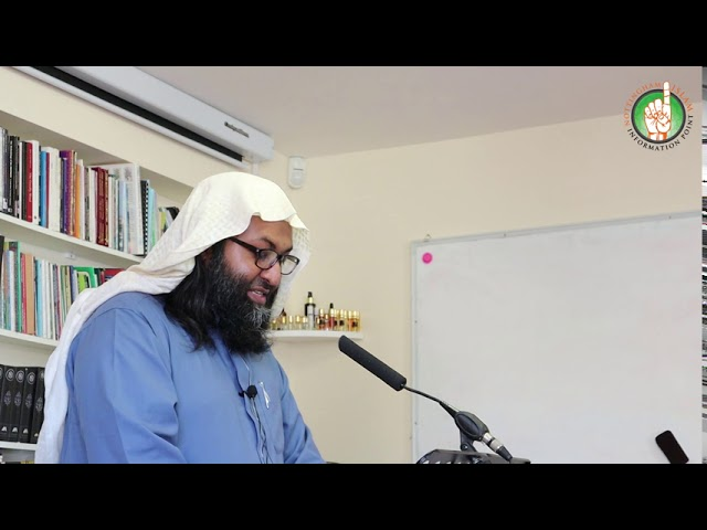The Best Generation to follow by Ustadh Rashed Al-Madani