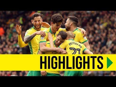 HIGHLIGHTS: Norwich City 4-0 QPR