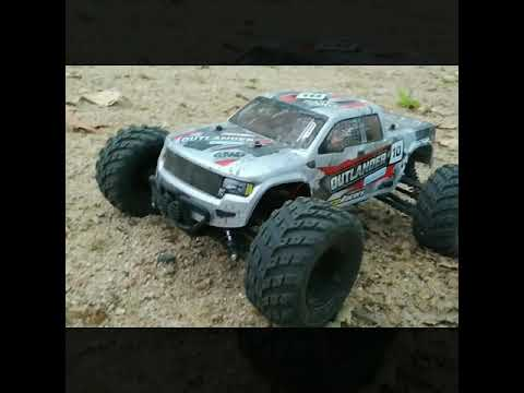 My Ninco Outlander – an amazing RC truck!!!