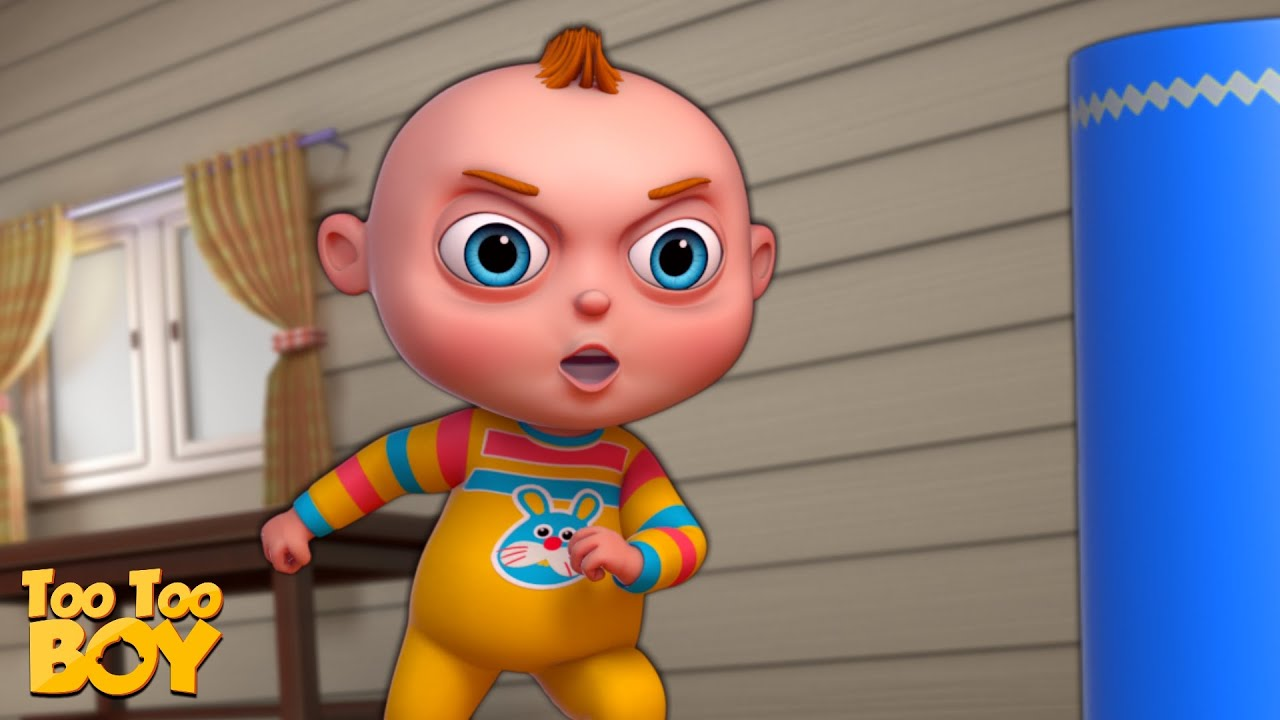 TooToo Boy - Cola Can Episode | Cartoon Animation For Children | Videogyan Kids Shows