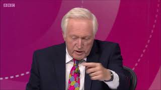 BBC Question Time: the complete discussion on Universal Credit