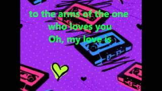 Xscape - The Arms Of The One Who Loves You lyrics