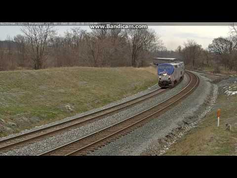 Virtual Railfanning, Shenandoah Junction, WV Mar. 18-19th, 2017