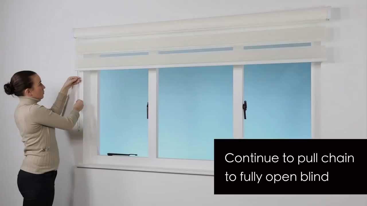 Bloc Premium Zebra Blind Surface Fitting Youtube