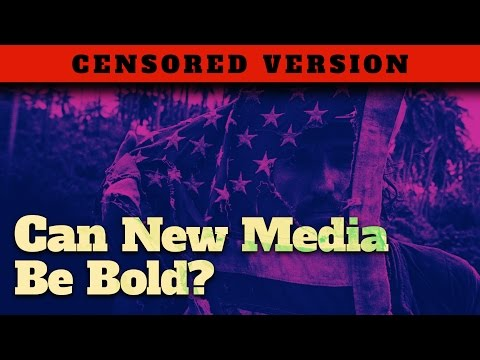 Can New Media Be Bold?