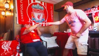 LIVERPOOL SMASHES WEST HAM 4-0!!!! LFC FAN REACTIONS!!!! EXTENDED CUT