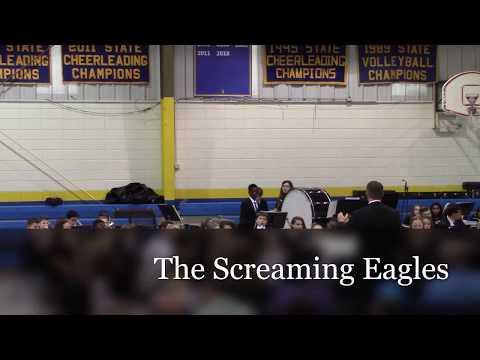 Screaming Eagles (Jr High band)