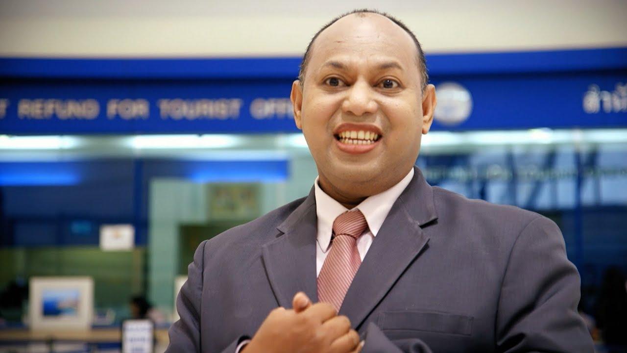 Bangkok airport tv series