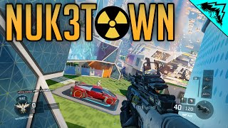 Black Ops 3 NUKETOWN 2065 Multiplayer Gameplay - Black Ops 3 Nuketown Gameplay