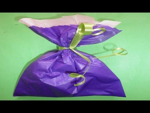 Bolsa de papel seda para empacar regalos peque os tissue - Papel de regalo transparente ...