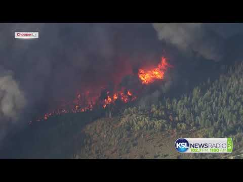 New Evacuations Issued Due to Pole Creek Fire
