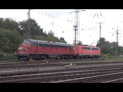 DB Rails - Koln Gremberg - August 2014