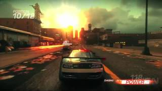 Ridge Racer Unbounded - Domination Gameplay (Part 1)