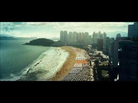 Фильм «Приливная волна» Основная сцена цунами