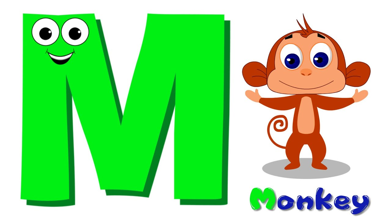 Phonics Letter- M song - YouTube