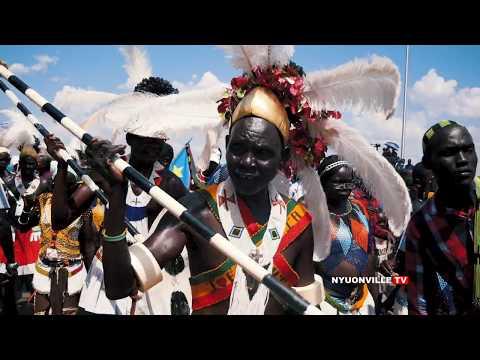 South Sudan Peace day Celebration in Juba 2018   Best Cultural Dances