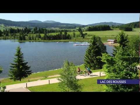 Le Jura à vélo - Reportage