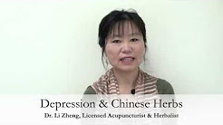 Using Chinese Herbs to Treat Depression
