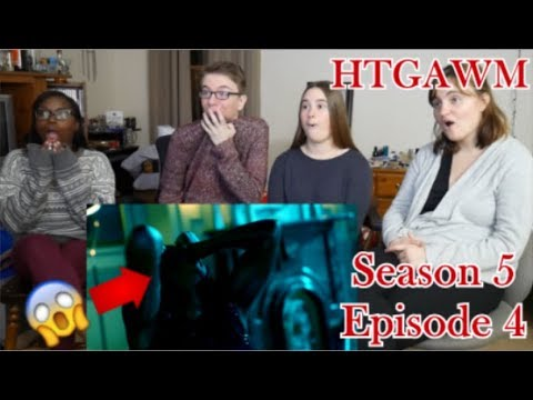 How To Get Away With Murder Season 5 Episode 4 - It's Her Kid - REACTION!!