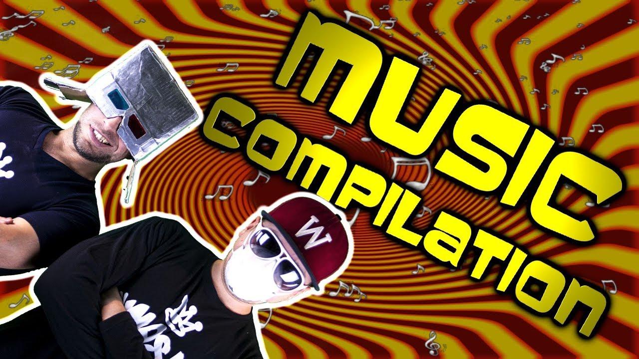 CHWYTAK & DJ WIKTOR – MUZYCZNA KOMPILACJA NA WEEKEND:) [Chwytak tv]