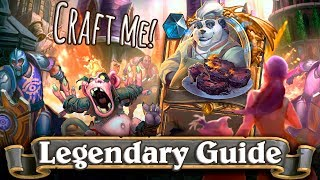 The Best Legendary Cards from the Rise of Shadows: Great Hearthstone Crafting & Collecting Guide.