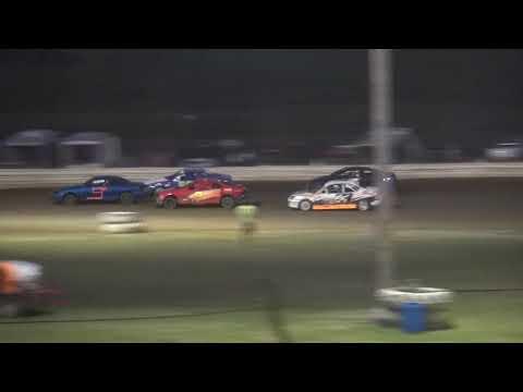 4 Cylinder Heat 1 Lafayette County Speedway 9/15/18
