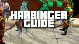 Runescape HARBINGER QUEST GUIDE / The Arc Miniquests