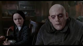 The Addams Family (1991) - Siblings