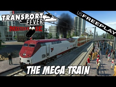 transport fever how to play