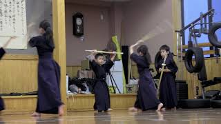 Kendo Kids - All Japan Budogu Dojo