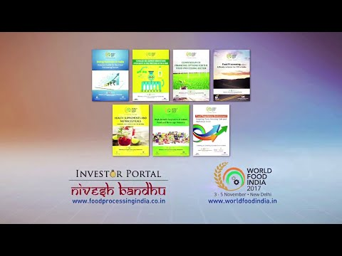 World Food India Publications 2017   Ministry of Food Processing Industries   Creative Harmony 