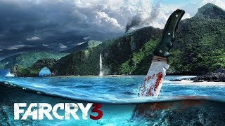 Far Cry 3: Walkthough Pt 1 - The insanity begins