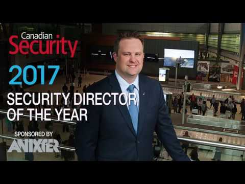 Security Director of the Year 2017: James Armstrong, Ottawa Airport