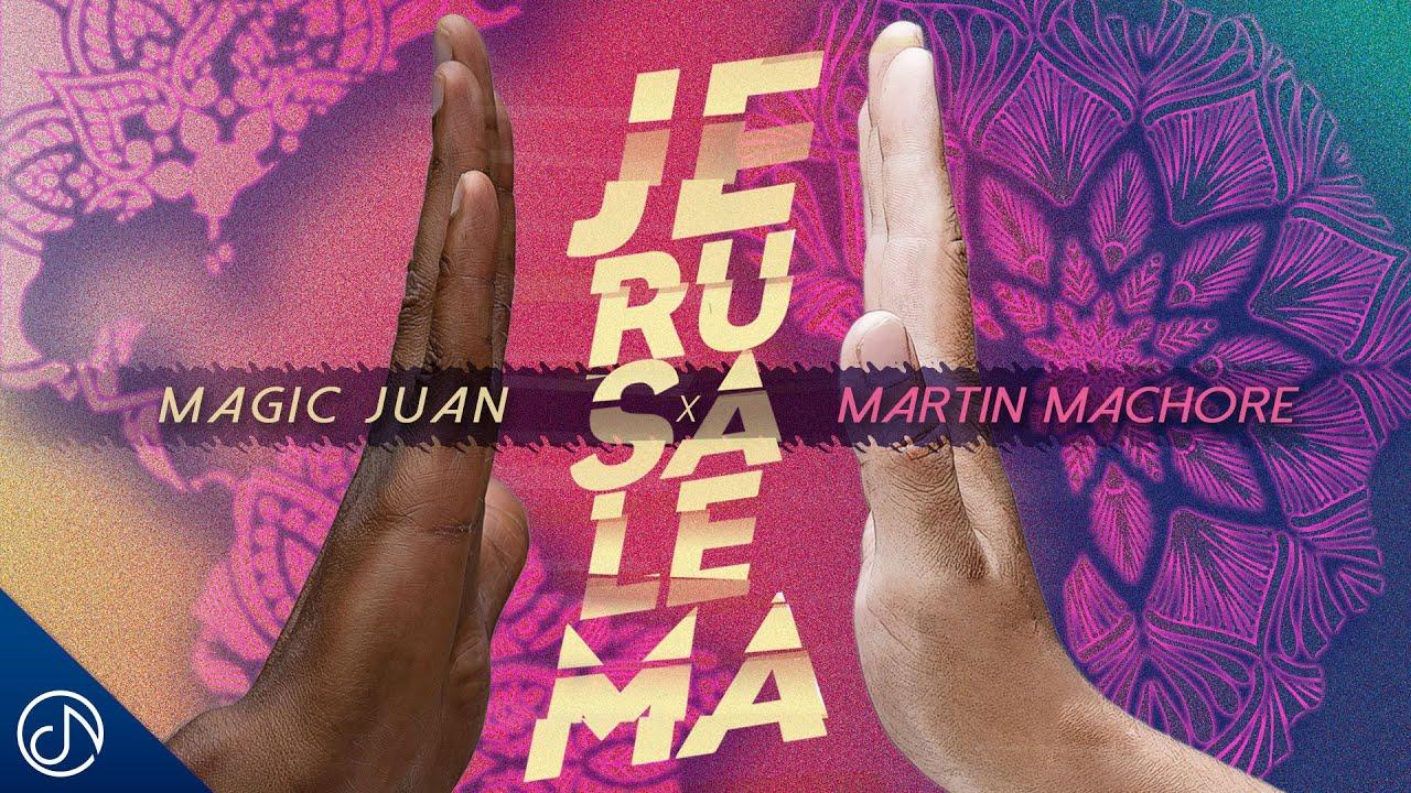 Jerusalema - Magic Juan, Martin Machore [Audio Cover]