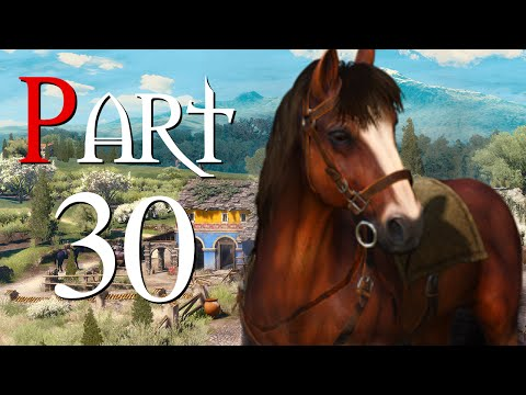 The Witcher 3 Blood And Wine Part 30: Talking Horse