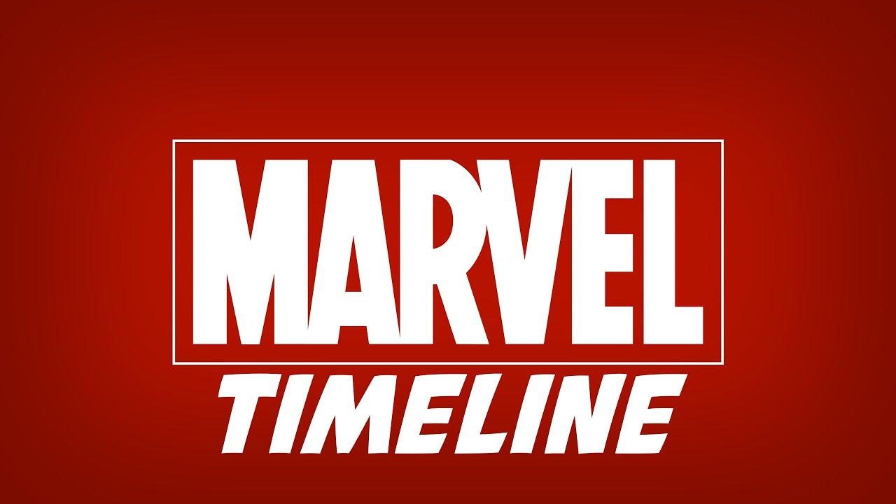 Marvel Chronologie