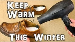How to Keep Warm this Winter Life Hacks