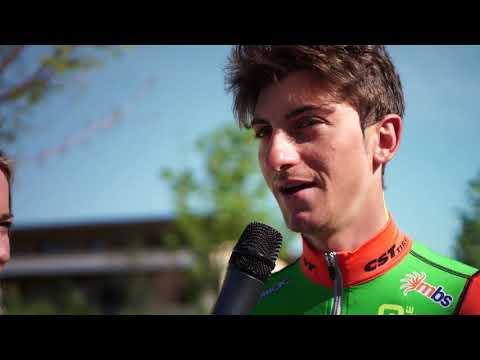 """Giulio Ciccone: """"TotA ideale in vista del Giro d'Italia"""""""