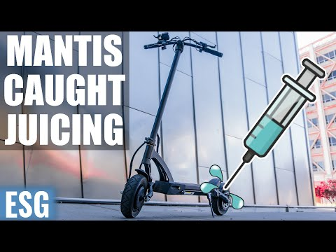 Mantis Tests Positive For Steroids | Kaabo Mantis (Base and Pro) Review