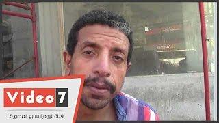 "بالفيديو..مواطن لمحلب:""ابنى مصاب بمرض نادر فى وجهه ومحتاج يسافر بره """