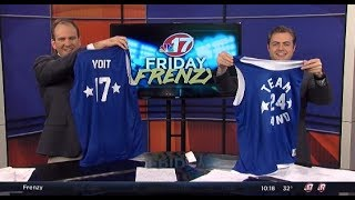 FRIDAY FRENZY BASKETBALL SHOW: MARCH MADNESS