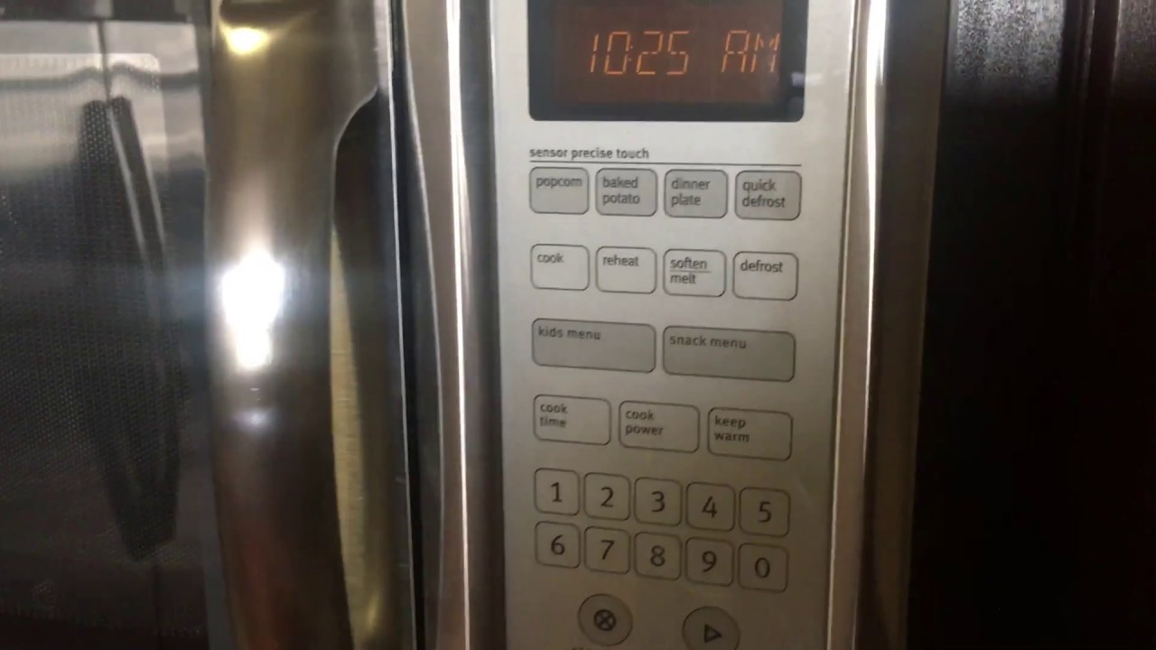 defrost in microwave how to