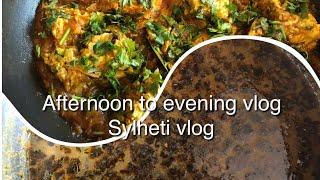 ডিমের কোপ্তা রেসিপি   Sylheti vlogger #Bangladeshi family vlogger Sabina
