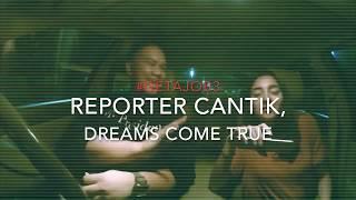 REPORTER TV CANTIK, Samirah dreams come true #GETaJOB3 Pt.1( REMEDIAL )