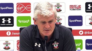 Mark Hughes Full Pre-Match Press Conference - Southampton v Burnley - Premier League