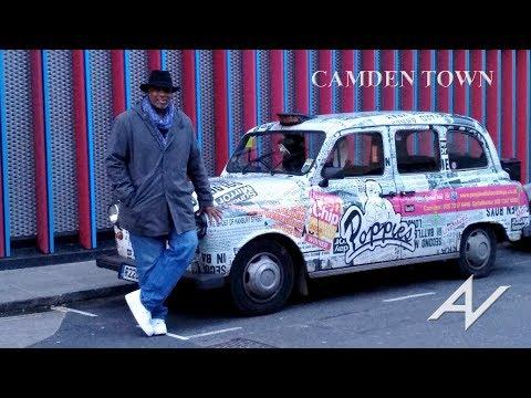 CAMDEN TOWN - AUDIE NORRIS - LONDON
